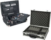 Briefcase with Tools & File Compartments (with Recessed Hardware)