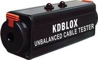 "Rapco KDBLOX Unbalanced 1/4"" Cable Tester BLOX"