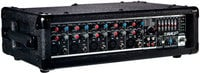 Yorkville MM5D MicroMix 5 Channel Mixer Amp, 2x90 Watt MM5D