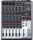 Behringer XENYX-1204USB Mixer, 12 Input, 2/2 Bus, USB, energyXT2.5 Software