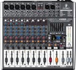 Behringer XENYX-X1222USB 16 Input Mixer with 2/2 Bus, USB, energyXT2.5 Software, 24-bit Multi-FX Processor XENYX-X1222USB