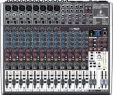 Behringer XENYX-X2222USB Mixer, 22 Input, 2/2 Bus, USB, energyXT2.5 Software, 24-bit Multi-FX Processor