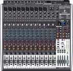 Behringer XENYX-X2442USB 24 Input Mixer, 4/2 Bus, USB, energyXT2.5 Software, 24-bit Multi-FX Processor