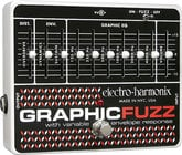 EQ/Distortion/Sustainer Pedal, PSU Included