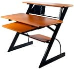 Yorkville SD2 Studio Desk, Compact Deluxe with Integrated Racks SD2