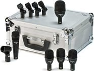 Audix FP5-FUSION 5-Piece Fusion Drum Mic Package