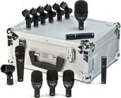 7-Piece Fusion Drum Mic Package