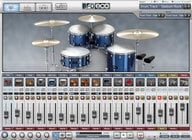 FXpansion BFD-ECO Software,Virtual Acoustic Drum BFD-ECO