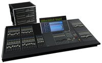 Digital 48ch Console with EtherSound, 3 SB168-ES Stageboxes