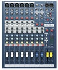 Soundcraft EPM6 6-Channel Mixer
