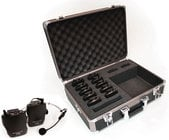 Williams Sound TGS-PRO-MULTI-SYSTEM Hearing Helper System with 10 Receivers