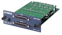 16-Channel AES/EBU I/O Card