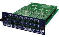 Yamaha MY8ADDA96-CA MY8ADDA96 8-Channel Analog I/O Card, Euroblock connectors