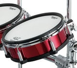 Roland CV20KX-RD Red Shell Wrap Package for TD20SX V-Drums Kit