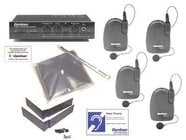 Wireless Digital Assistive Listening System