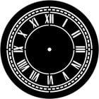 Clock Face Gobo