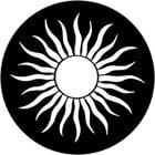 Rosco Laboratories 79177 Grecian Sun Gobo