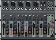 Behringer XENYX 1002B 10-Input 2-Bus Mixer with Optional Battery Operation