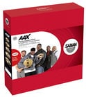 Sabian PW1 AAX Performance Pack for Gospel, Praise & Worship Music in Natural Finish