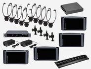 Sennheiser SI1015-8000-DUAL Dual IR Assitive Listening System Package