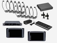Sennheiser SI1015-8000-SINGLE  SI 1015-8000 Single IR System Package, 8,000s/ft