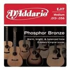 Medium Phosphor Bronze Acoustic Guitar Strings