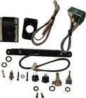 Internal-Mount Divided Bass Pickup Kit