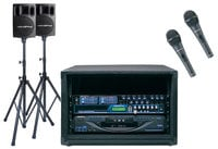 VocoPro RECORDING-ARTIST-300 Karaoke/Recording System