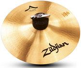 "Zildjian A0210 8"" A Splash Cymbal"