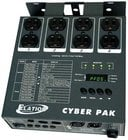 Elation Pro Lighting CYBER-PACK Dimmer/Power Pack, 4 Channel, 20 Amp Total
