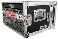 6U Deluxe Effect Rack Case