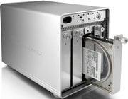 "4TB ""Quad Interface"" 4-Bay RAID External Hard Drive (7200 RPM, 128 MB)"