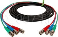 Cable 3BNC-3BNC Male 200ft
