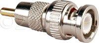 TecNec BM-P  Adapter BNC Male to RCA Male