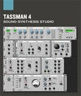 Tassman 4 Sound Synthesis Studio