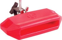 Latin Percussion LP1207 Red Medium Pitch Jam Block LP1207
