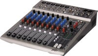 PV Series 6 Mono/2 Stereo Channel Mixer