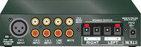 """5W Stereo Mixer Amp (2x RCA, 1x XLR, 1x 1/8"""" Inputs)"""