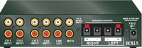 """5W Stereo Mixer Amp (4x RCA, 1/8"""" Stereo Inputs)"""