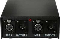 Audix APS-2  Phantom Power Supply, 2-Channel