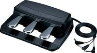 Roland RPU3 Grand Piano-Style 3-Pedal Unit for FP7F, RD700 Digital Pianos