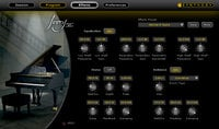Piano Collection Virtual Instrument Software