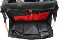 DSLR Organizer (Black, Red)