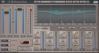 Waves L3 Multimaximizer Multiband Auto-Summing Limiter Plugin L3TDM