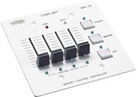 Leviton N0804-CP0 Remote Memory Control Panel (with 4 Manual Slide Controls) N0804-CP0
