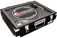 Carpeted Turntable Case