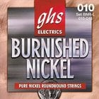 GHS Strings BNR-L Light Burnished Nickel Electric Guitar Strings BNR-L