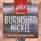 GHS BNR-L Light Burnished Nickel Electric Guitar Strings