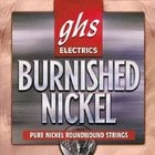 Extra Light Burnished Nickel Electric Guitar Strings
