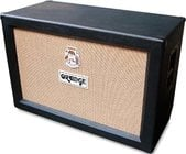 "120W 2x12"" Closed-Back Guitar Speaker Cabinet with Celestion Vintage 30 Speakers in Black"